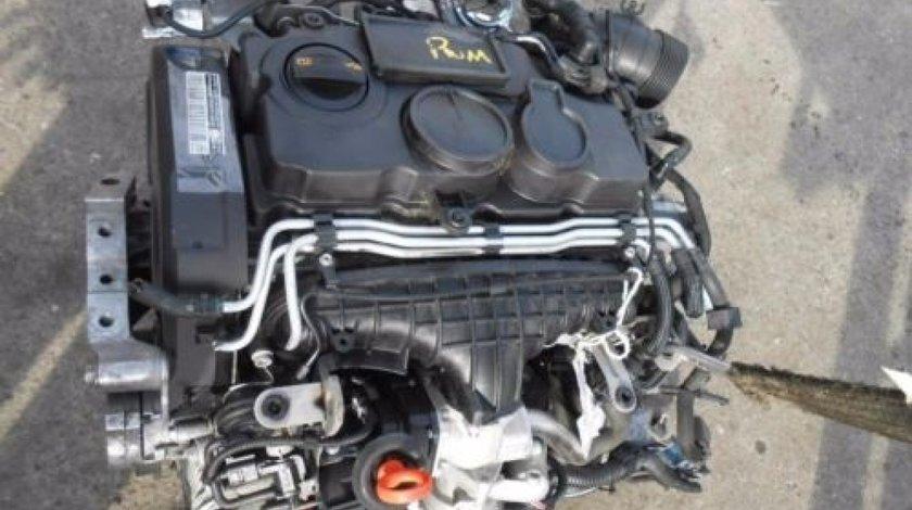 Motor fara anexe vw passat b6 2.0 tdi bmr 170 de cai