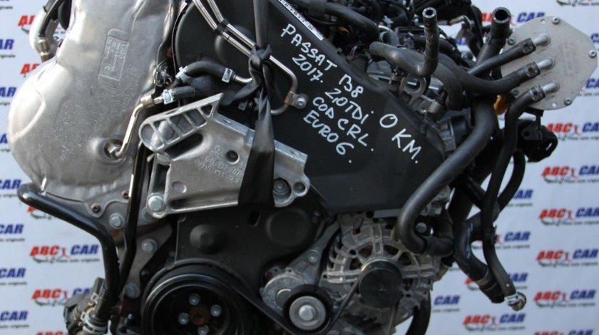 Motor fara anexe VW Passat B8 2.0 TDI Euro 6 cod: CRL model 2017 0 KM