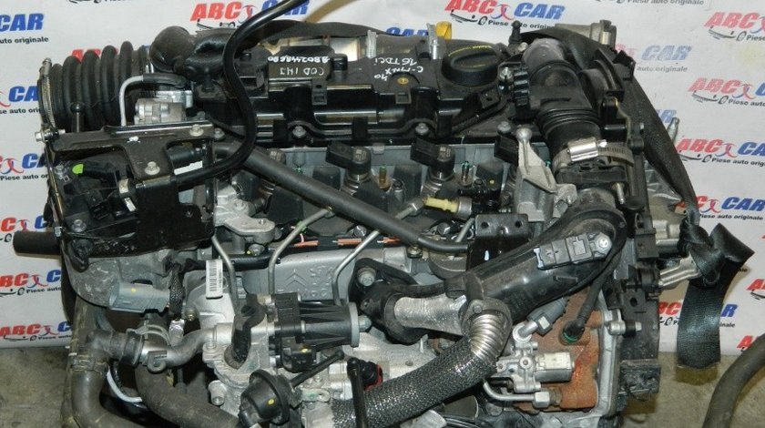 Motor Ford C-Max 1 2004-2010 1.6 TDCI Cod: T1DA