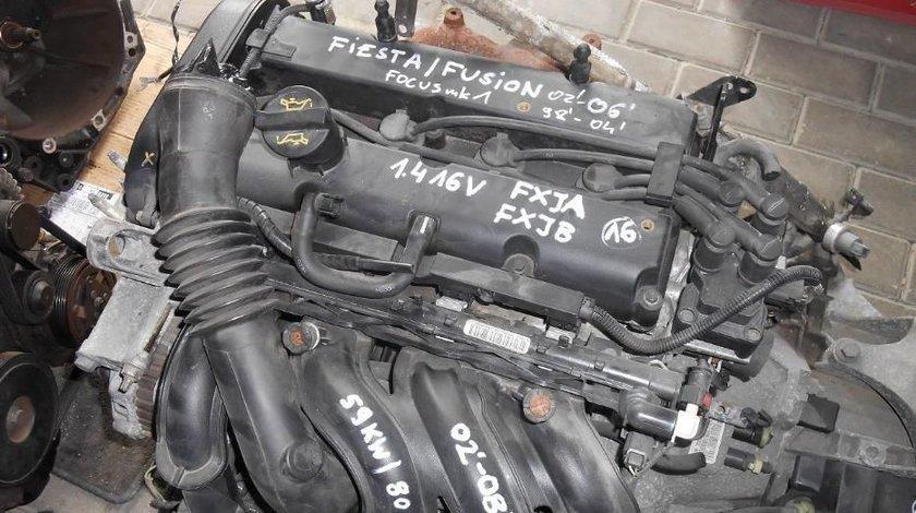 Motor Ford Fiesta / Fusion 2006 1.4 benzina 16V (FXJA / FXJB )