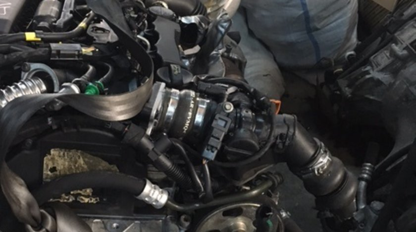 Motor ford focus 2 1,6 tdci,66 kw,90 cp,tip HHDA