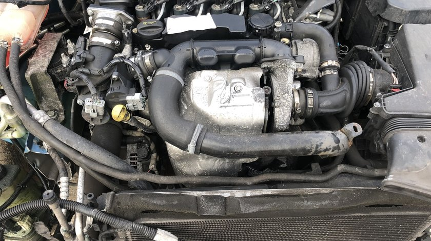 Motor ford focus1.6 tdci