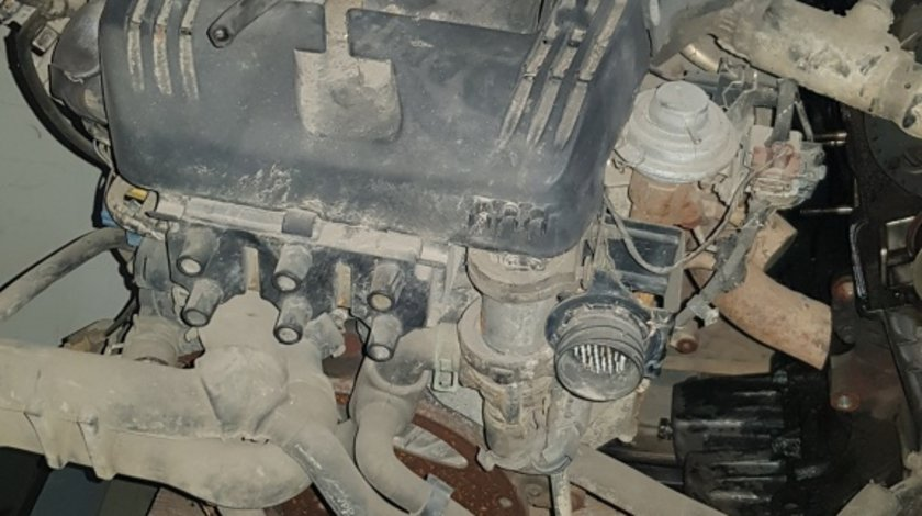 Motor Ford Galaxy 2.0S, an 1998