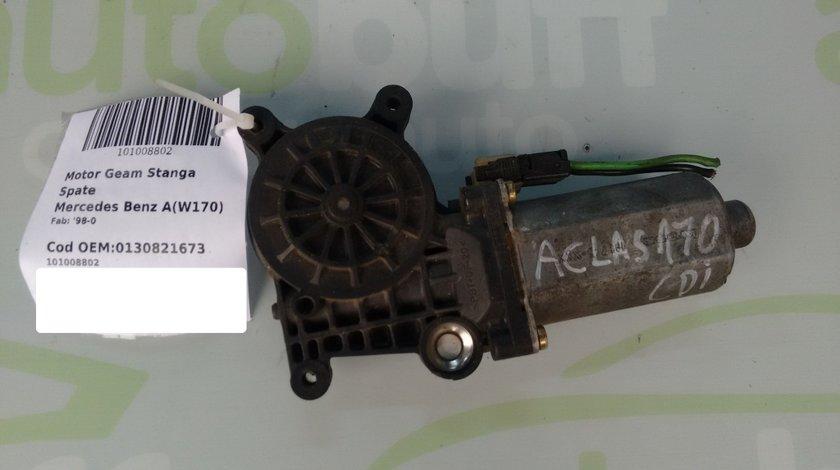 Motor Geam Electric Stanga Spate Mercedes Benz A (170)