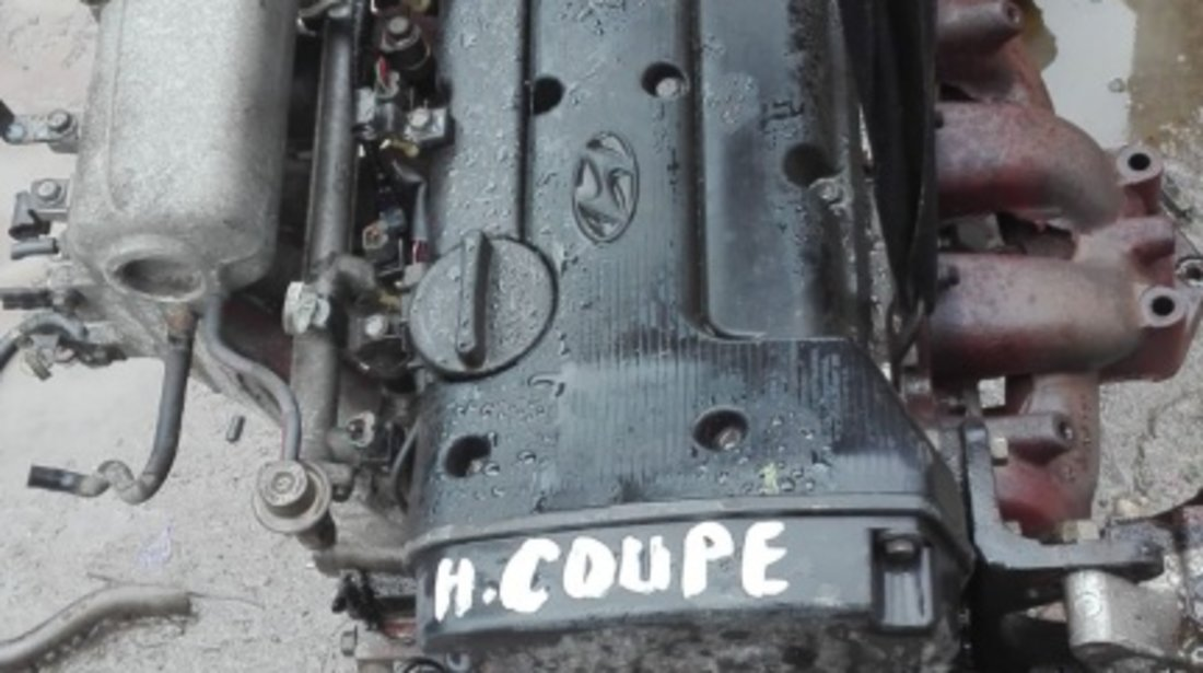 Motor Hyundai Coupe 1.6 B 16v fara anexe