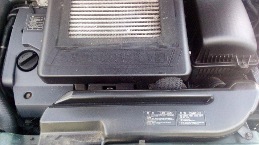 Motor Kia Carnival 2.9 DOHC 16V TCI