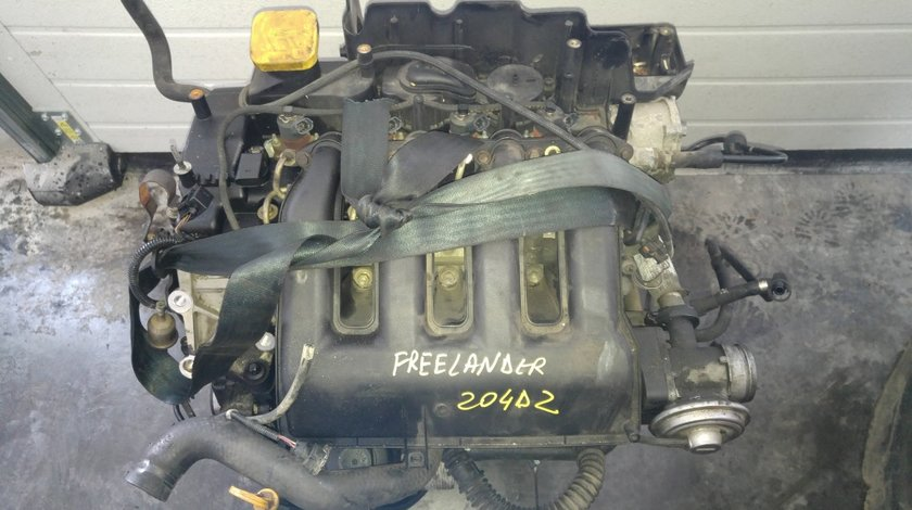 Motor land rover freelander 2.0d d204d2 1999-2006