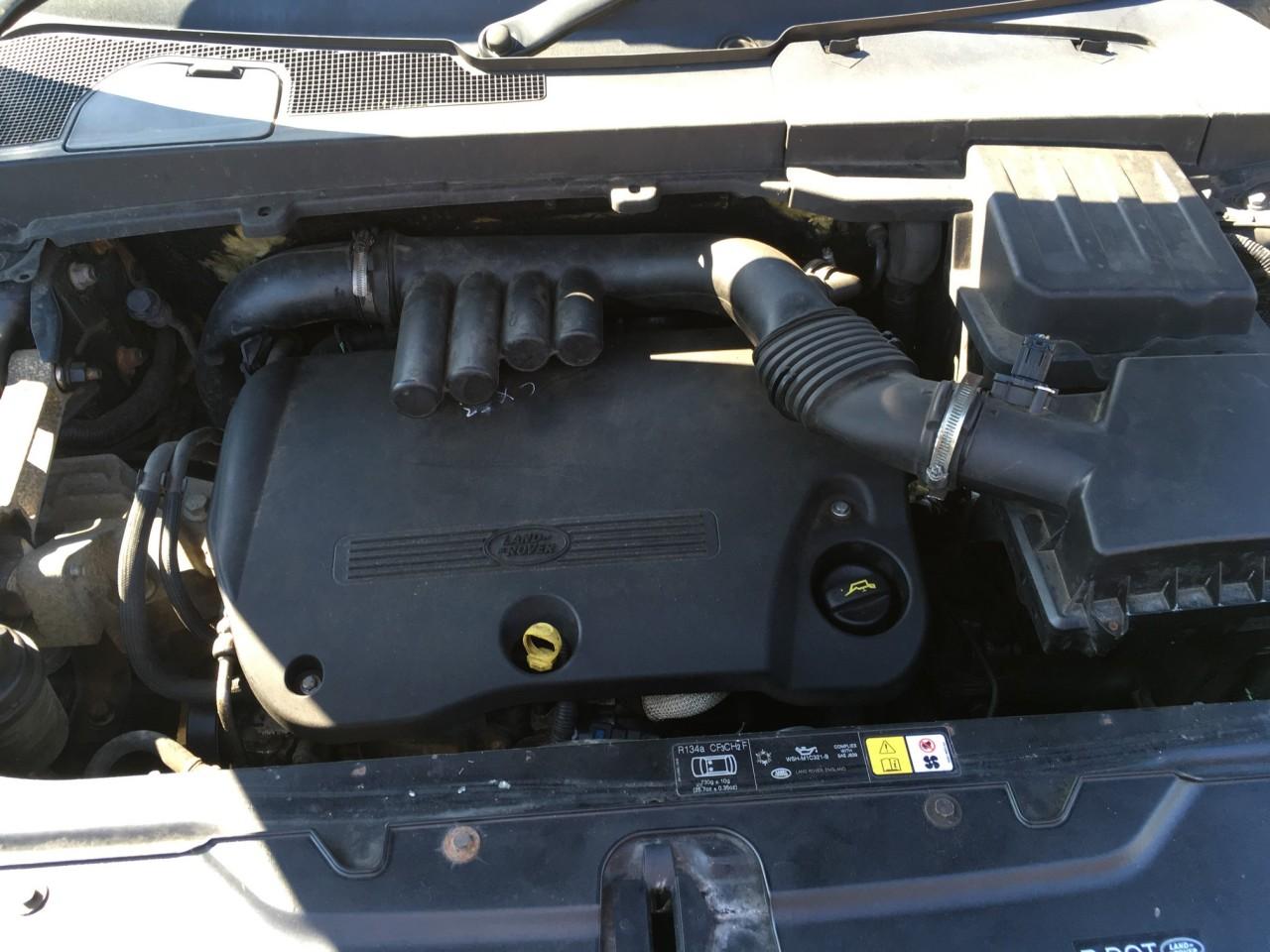 Motor Land Rover Freelander 2.2 Diesel tip motor 224DT