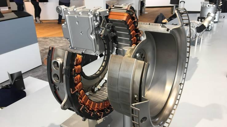 Motor M256 de 3.0 litri - Motor M256 de 3.0 litri