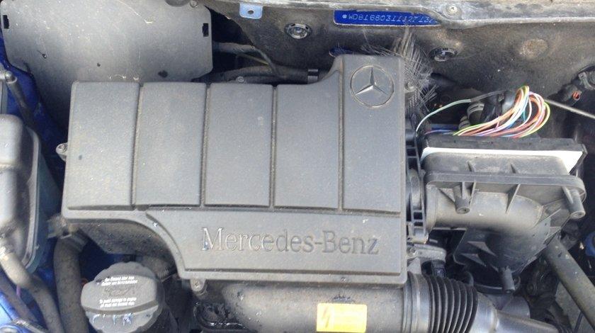 Motor mercedes a class a140,a160 benzina euro3 w168 km putini