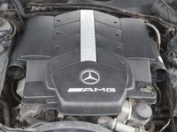 Motor Mercedes Benz S 55 AMG an 2001