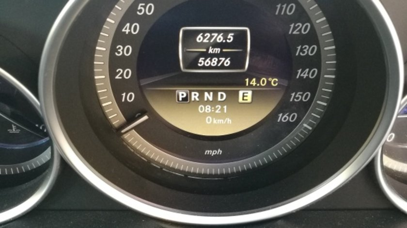 Motor Mercedes C class W204 euro 5 tip 651913 km 56.000 mile