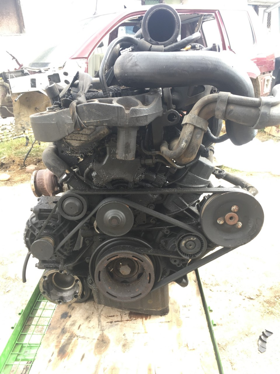 Motor Mercedes Vito W638 1996-2003 2.2 CDI Cod: 611980