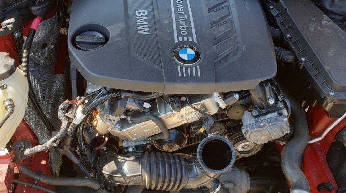 Motor N47D16A 1.6 Diesel dezechipat fara anexe F20 F21 2015 50.000 km