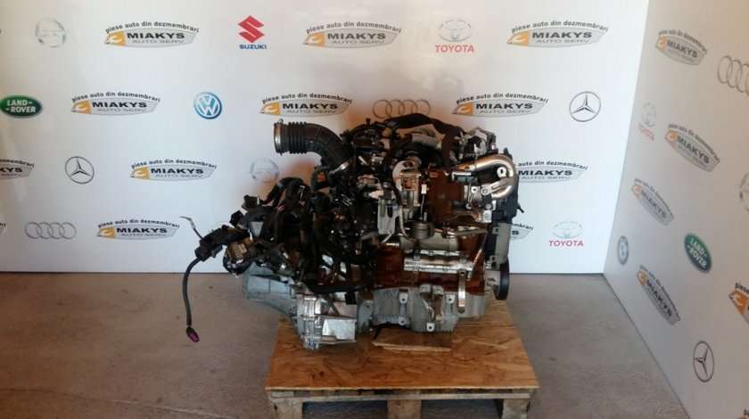Motor Nissan Qashqai 2+ tip-K9KF646 1.5dci