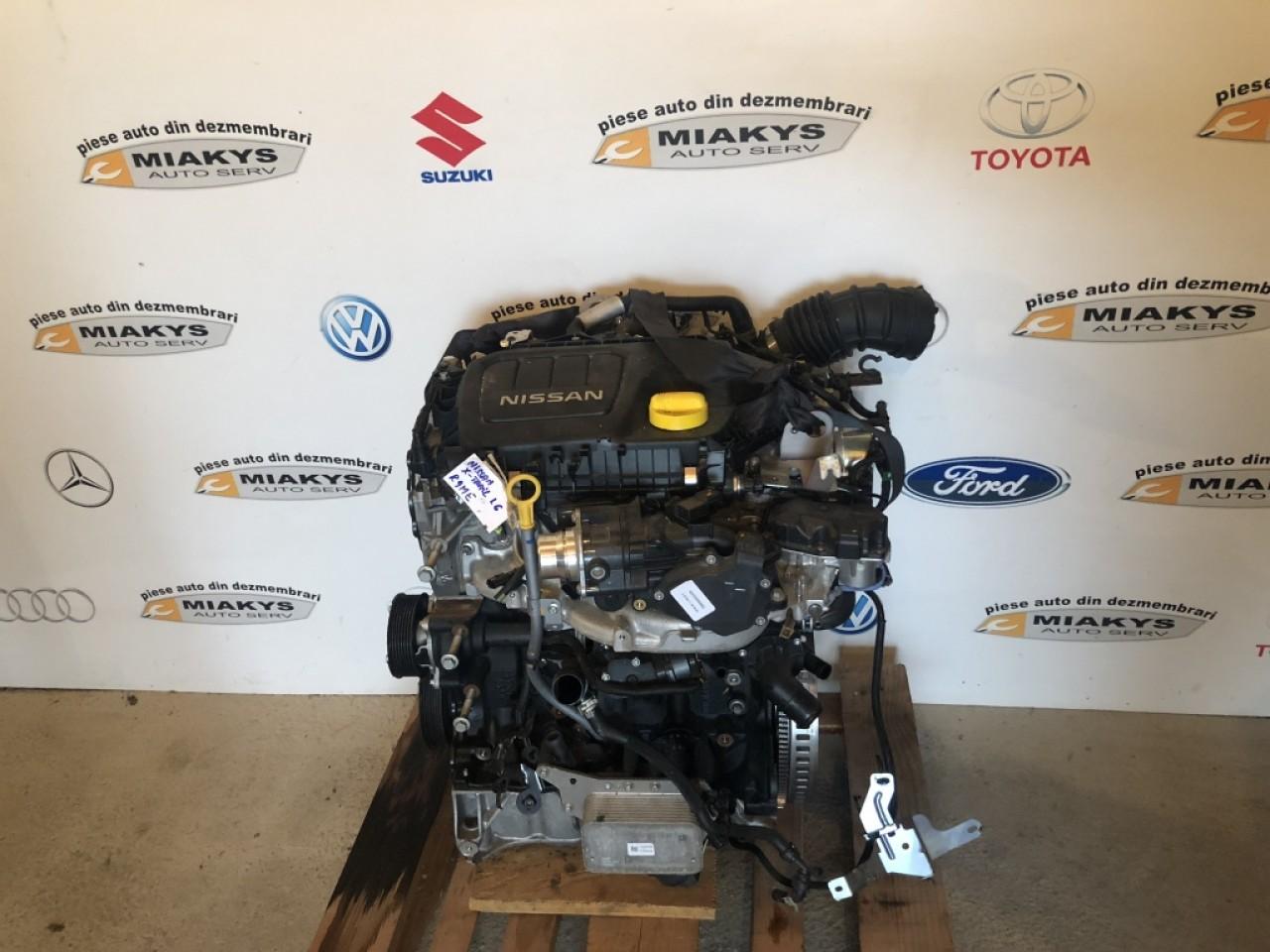 Motor Nissan X-trail 2014-2016 tip-R9ME 1.6dci
