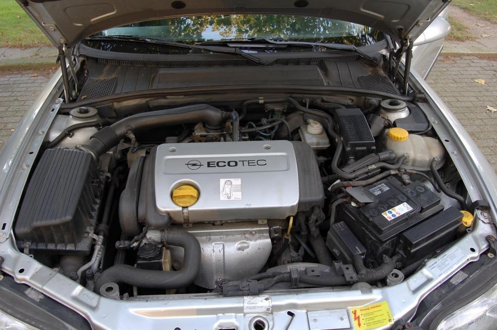 motor opel 1.6 16 v cod motor x16xel #12456186