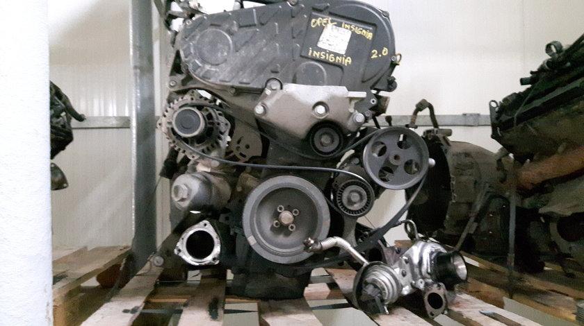 Motor Opel  A20DTH 2010 2.0cdti