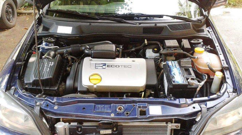 motor opel astra g 1.6 16v cod motor z16xe 135000 km