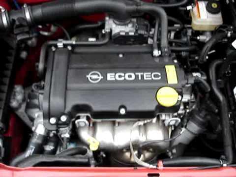 motor opel astra h 1.4 cod z14xep #1355185