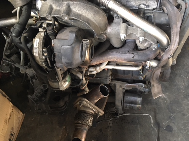 MOTOR OPEL ASTRA H 1,9 CDTI 110KW 150 CP