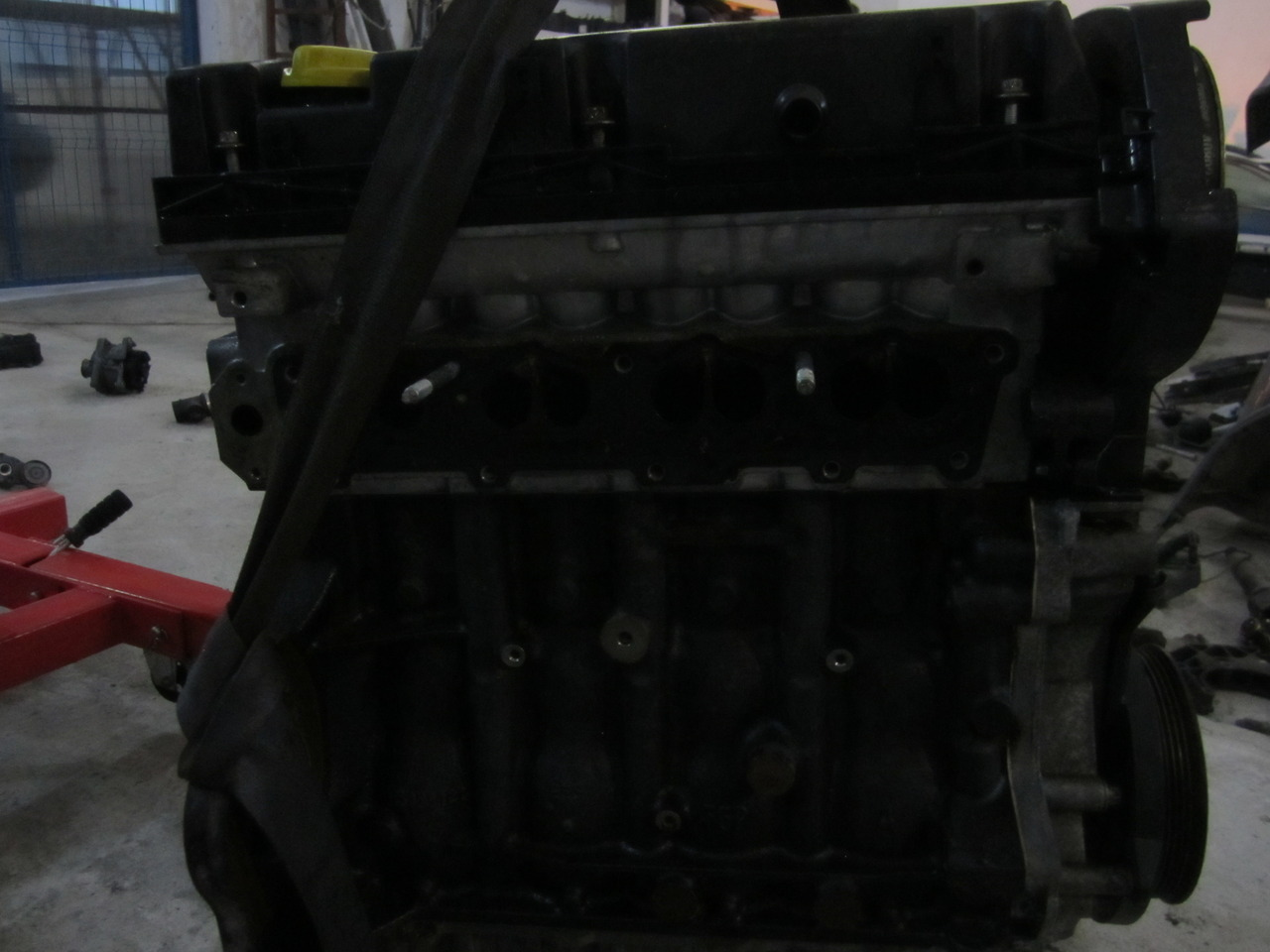 motor opel astra h , astra g 1.6 16 v, cod motor z16xep