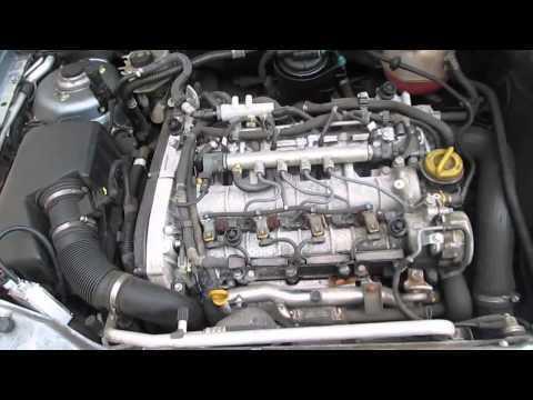 Motor Opel Signum 1.9 CDTI, cod motor Z19DTH 150 cp