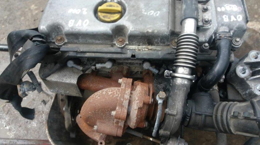 Motor Opel Vectra B 2.0 D fara anexe