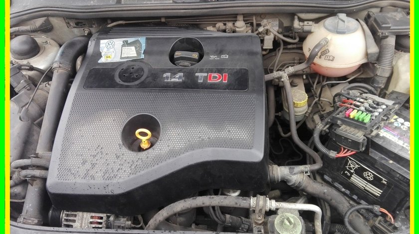 motor pentru volkswagen polo 6n2 ,1.4tdi tip AMF an 2000