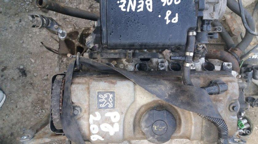 Motor Peugeot 206 benzina fara anexe