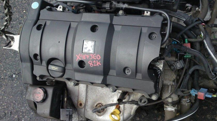 Motor Peugeot 207 1 6 16v Nfu 109 Cai