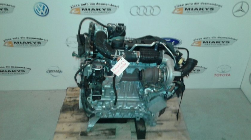Motor Peugeot 208 Tip-8HR-10FDBZ