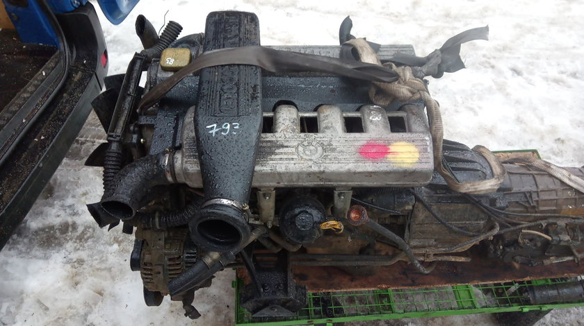 Motor Range Rover 2.5 TDS