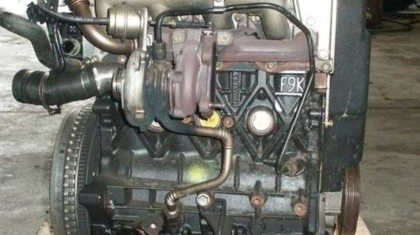 motor renault espace  1.9 dci cod motor F9K