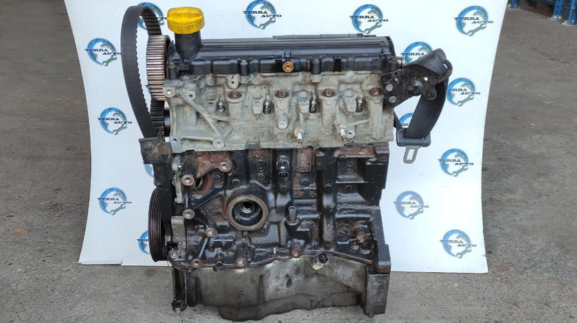 Motor Renault Megane II 1.5 dci euro 4, cod motor K9K