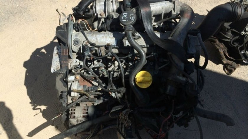 Motor Renault Scenic 1.9 dci cod motor F9A