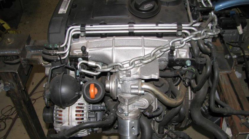 Motor Seat Toledo 2 0 Tdi Bkd 140 Cp