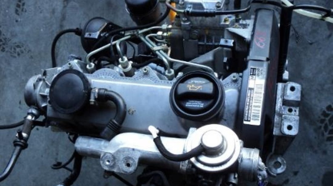 Motor Skoda Octavia 1.9 Tdi Alh 90 De Cai