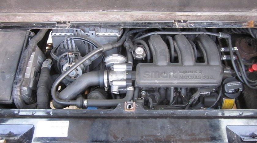Motor Smart City-Coupe 0.6i