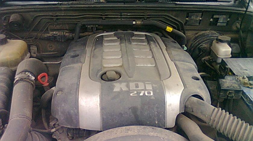 Motor SsangYong Rexton 2.7xdi