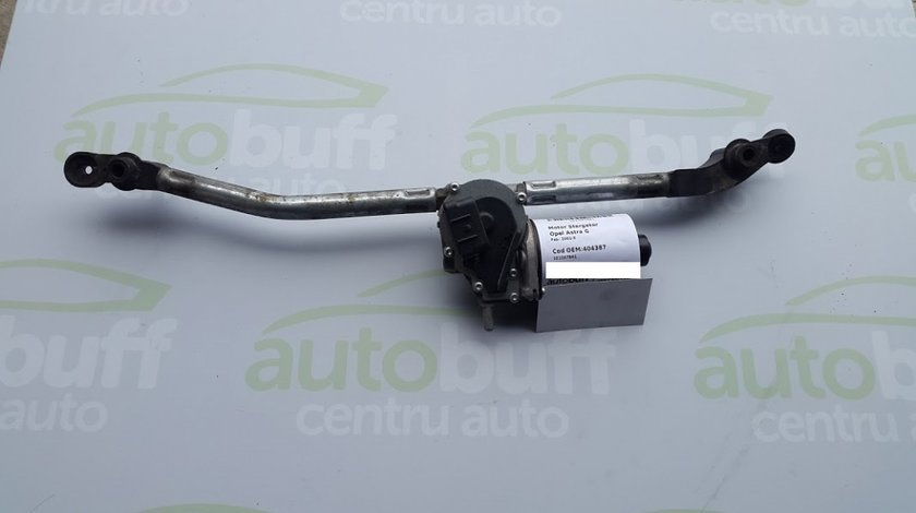 Motor Stergator Opel Astra G