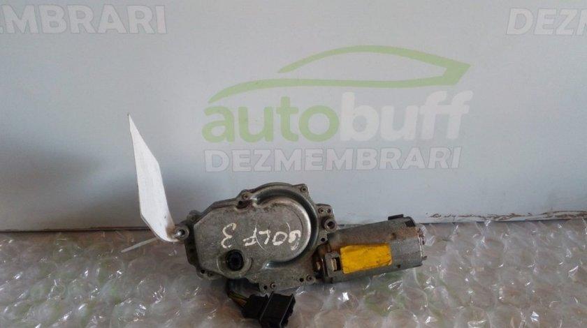 Motor Stergator Spate Volkswagen Golf III 1.4 I 1H6955713A