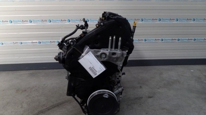 Motor, TZJA, Ford Fiesta 6, 1.6 tdci
