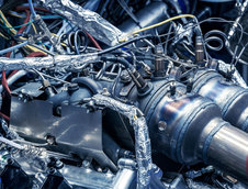 Motor V6 de la Aston Martin