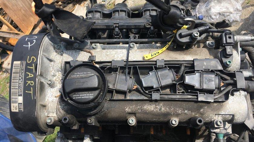 Motor Volkswagen Polo 1.4 benzina cod BBY, Cutie viteze automata