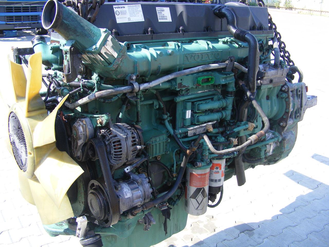 Motor Volvo Fh Fm Magnum Din Dezmembrari Camioane 4216212
