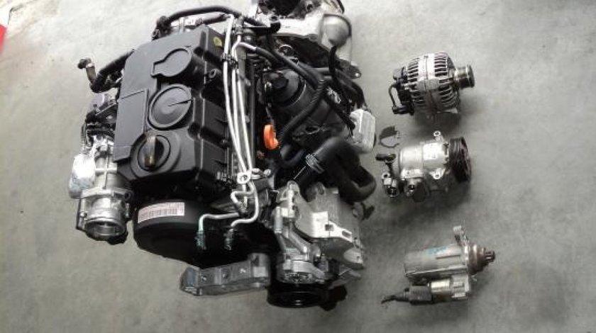 Motor Vw Caddy 1 9 Tdi Bls 105 Cai Cu Filtru Particule