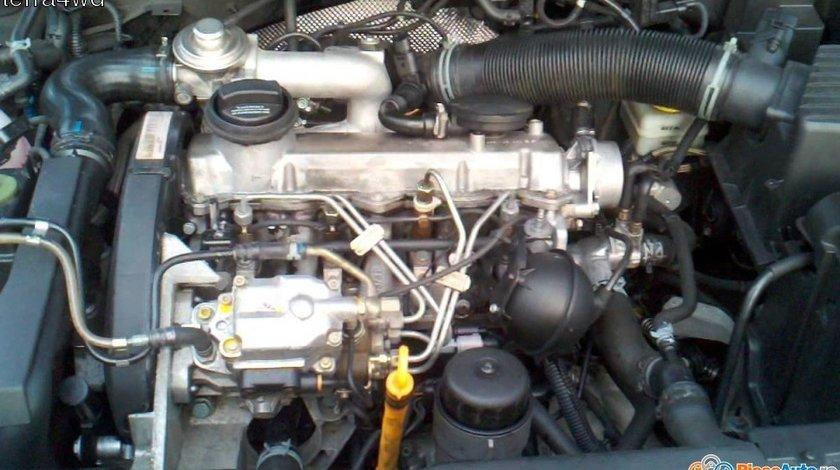 MOTOR VW GOLf 4 1.9 TDI, 66 kw, 90 CP, Cod motor AGR