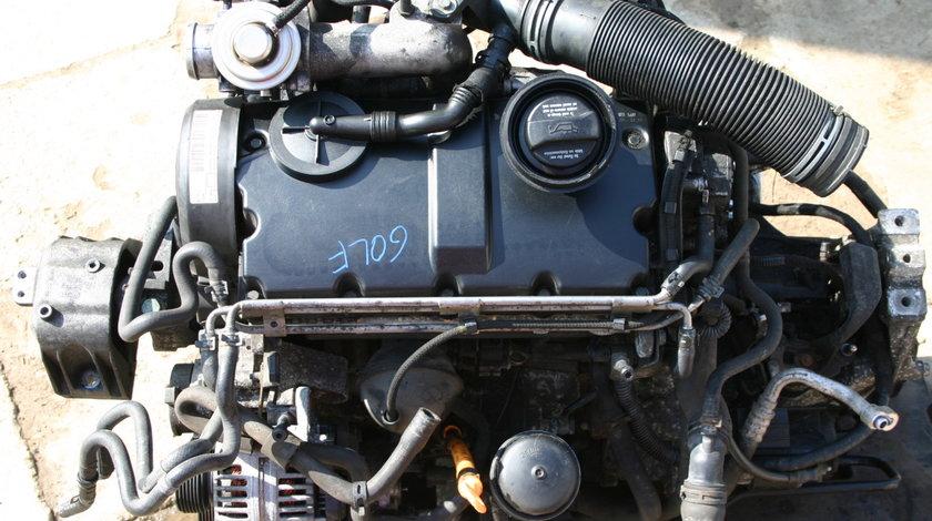 Motor vw golf 4, 1.9tdi, atd pompe duze 74kw, 101cp, an 2000-2005
