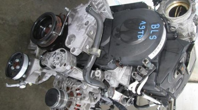 Motor Vw Jetta 1 9 Tdi Bls 105 Cai Cu Filtru Particule